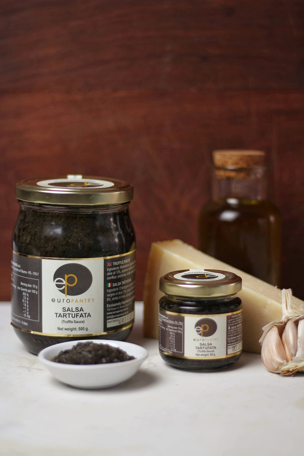 Black Truffle Paste