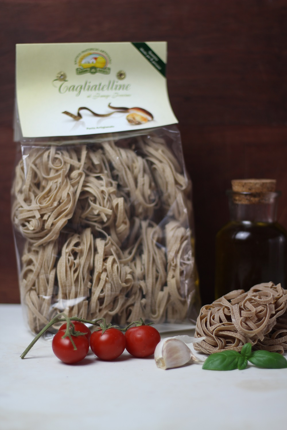 Tagliatelline with Porcini Mushrooms